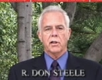 Don Steele Portrait, Don Steele