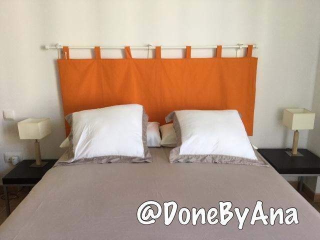 Cabecero acolchado para cama de 90 y 150 - Cabeceros de cama acolchados ...