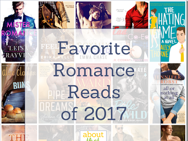 Favorite Romance Reads of 2017