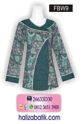 toko batik online, mode batik modern, model baju terkini,