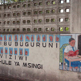 Visit to Buguruni Primary School for the Deaf 2012