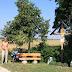 Ook in Oostenrijk staan kruizen langs de weg