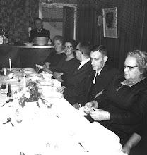 Photo: Jannie, Adrie, Hans, Aai en Cor