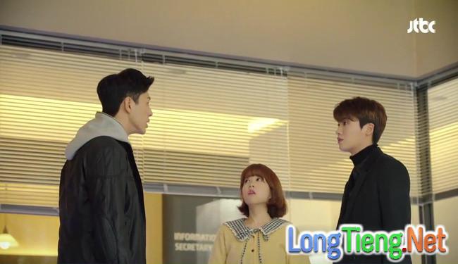 """Do Bong Soon: Thấy Ji Soo chở """"crush"""" đi làm, Park Hyung Sik ghen nổ đom đóm mắt - Ảnh 6."""