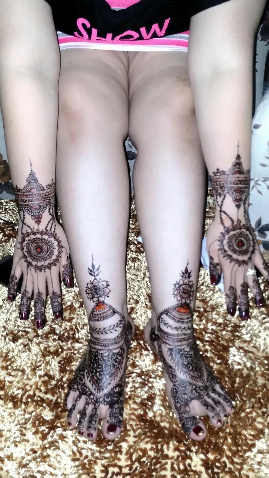 Jasa Henna Pengantin Jakarta Gallery Henna Tangan Dan Kaki