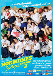 HORMONES 3 - Tuổi trẻ nổi loạn 3