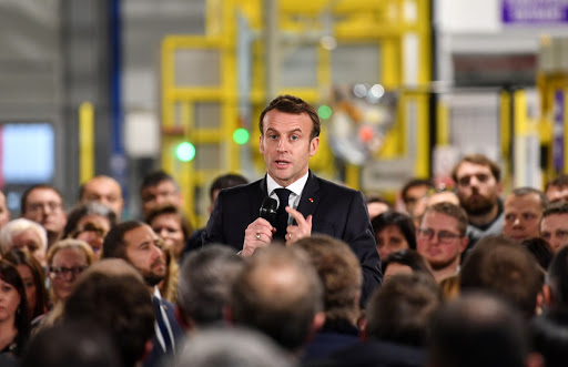 Macron introduces more measures to encourage tech start-ups to 'Choose France'
