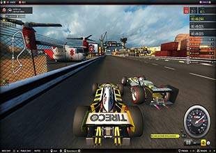 سباق سيارات فورمولا