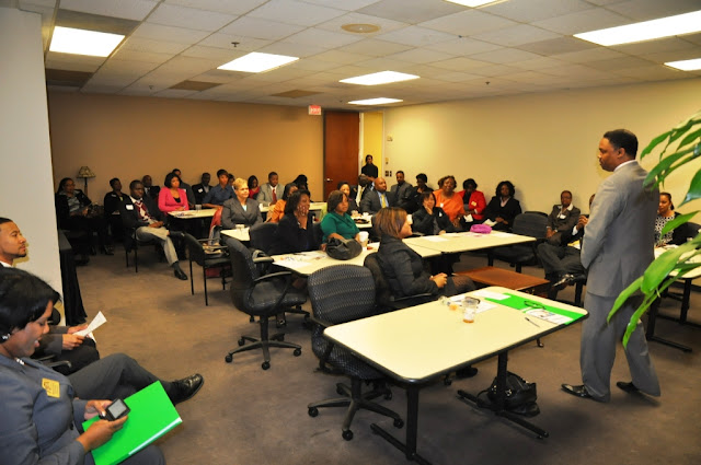 Jan. 2011: Health Care Policy w/ State Rep. Howard Mosby - DSC_4309.JPG