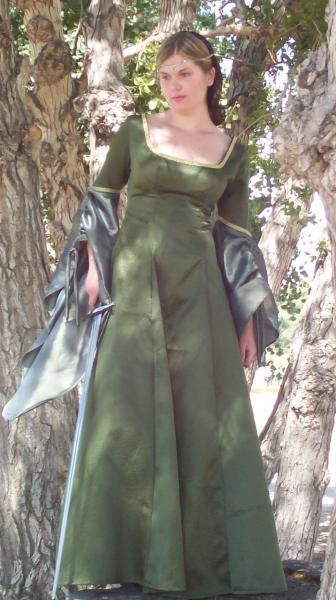 Elven Green Lady, Elven Girls 2