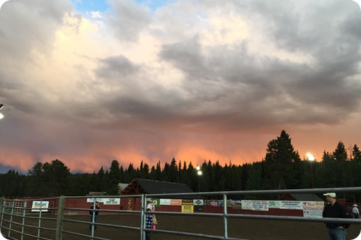 West Yellowstone Rodeo