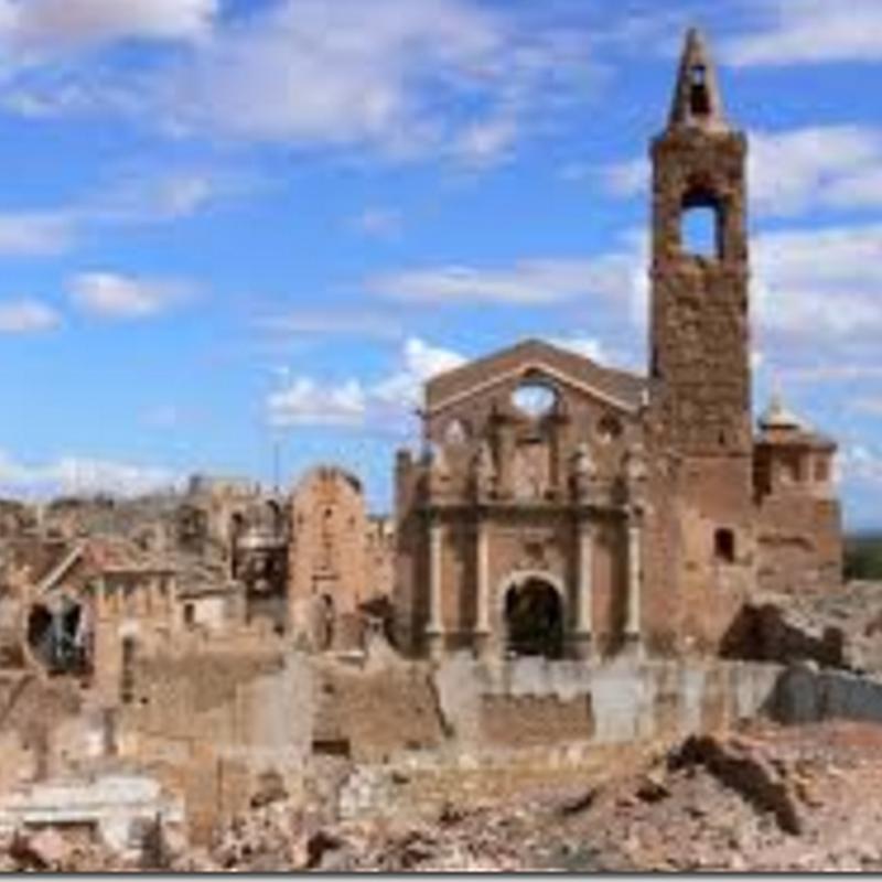 10 lugares de España malditoa