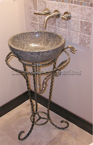 Interior, Kitchen & Bath, Pedestal Sinks, Sink Stands, Stone Vanities, Vanities, Vessel Sinks