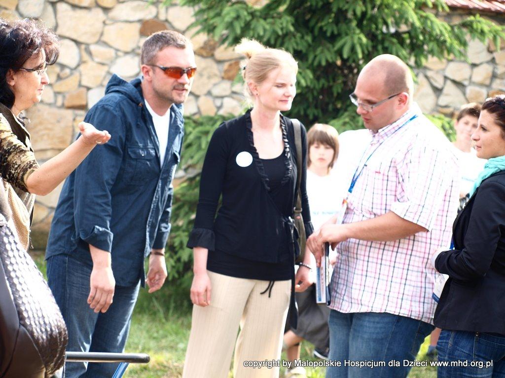 II część zdjęć z IV Bajkowego Dnia Dziecka. 3.06.2012. Wieliczka