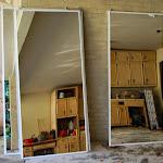 Closet Sliding Doors Install
