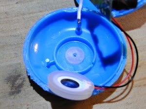 超音波加湿器の分解