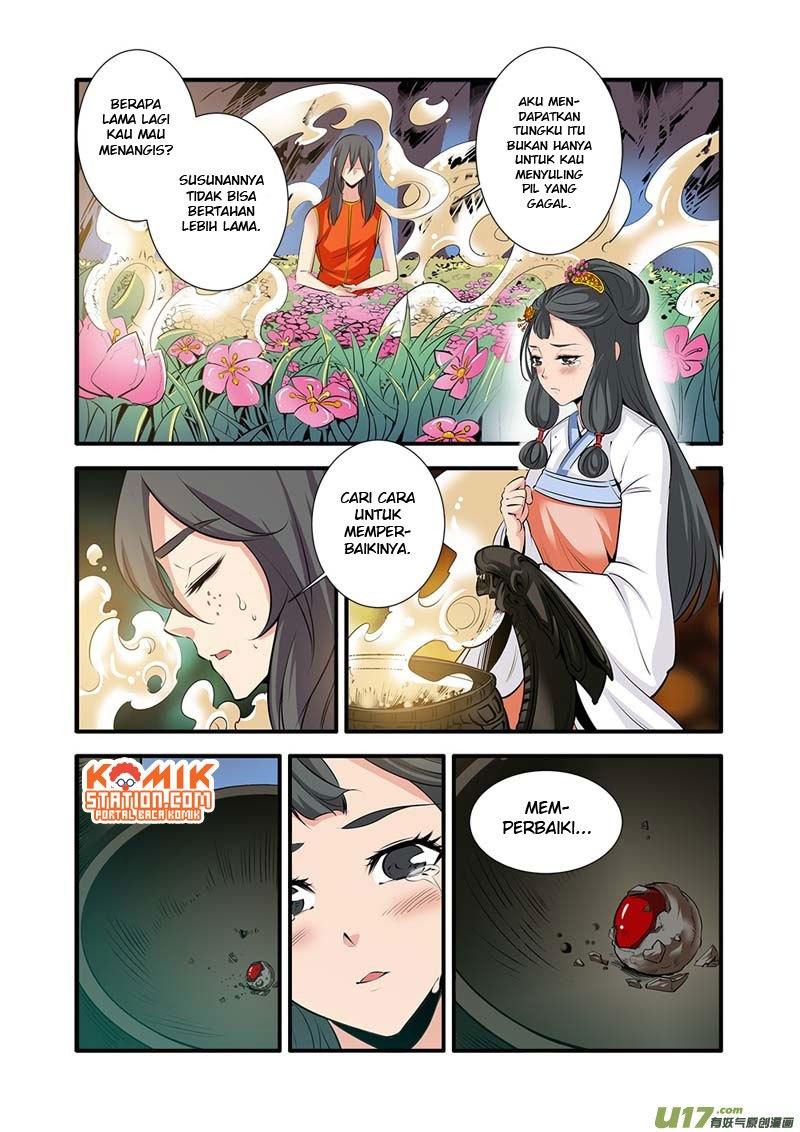 Xian Ni Chapter 78