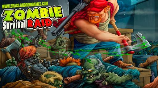 Download Zombie Raid: Survival v1.0 APK Full Grátis - Jogos Android