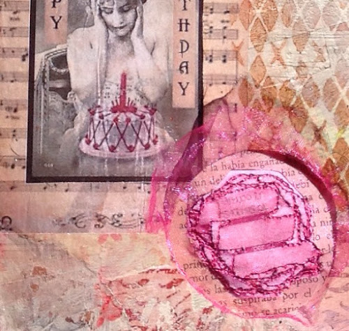 LAYOUT MIXED MEDIA Y COSTURA