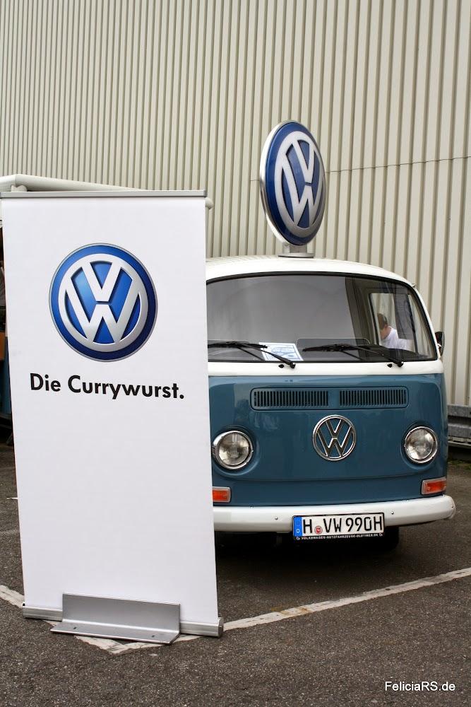 VW Die Currywurst.
