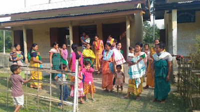 Dream building, Self assessment and action plan at Purani Hapagaon, Udalguri