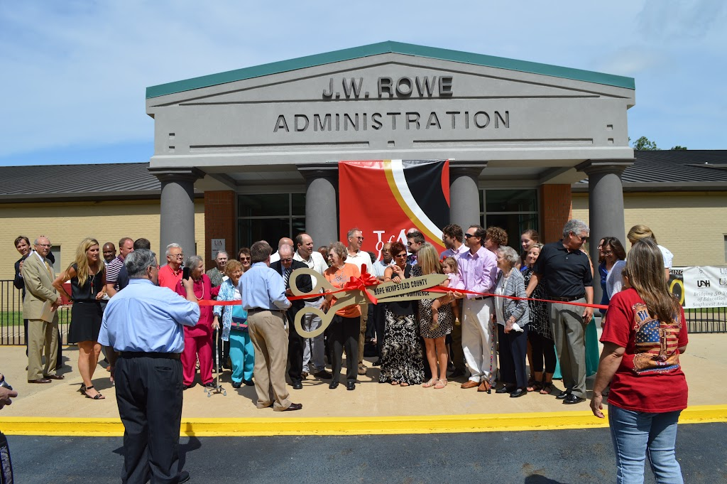 Mr. J.W. Rowe Administration Building Dedication - DSC_8209.JPG