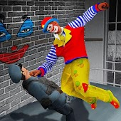 Criminal Clown Prison Escape