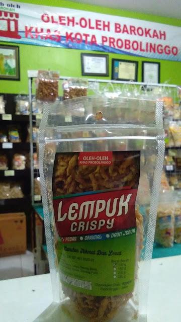 Lempuk Crispy
