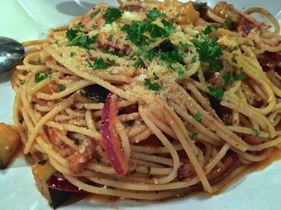 Spaghetti all Angelo