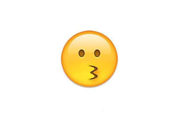 Biểu tượng cảm xúc Facebook Emoticon Emoji Hôn gió