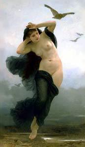 Goddess Of The Night Nyx, Gods And Goddesses 7