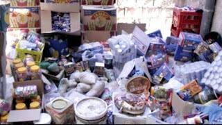 Wilaya d'Alger: saisie de plus de 8 tonnes de produits alimentaires au 21e jour du Ramadhan