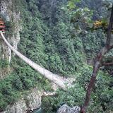 10. Mountain Bridge. Longsheng
