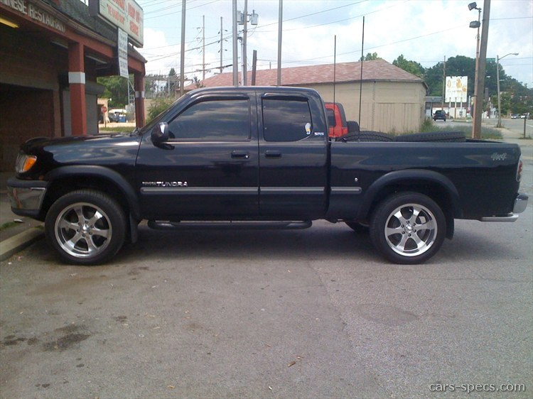 2004 toyota tundra access cab specifications pictures prices. Black Bedroom Furniture Sets. Home Design Ideas