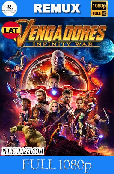 Avengers Infinity War (2018) Full HD REMUX 1080p Dual-Latino