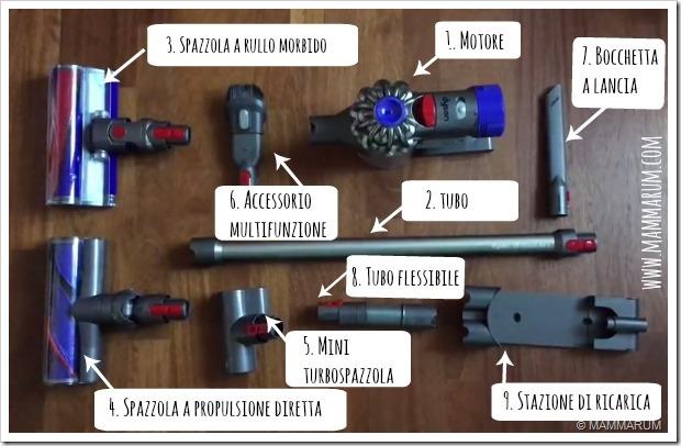 accessori dyson v8