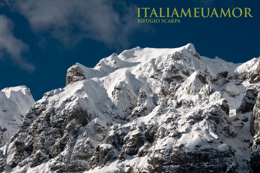 Dolomiti, Rifugio Scarpa