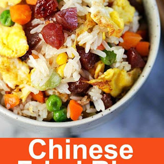 Chinese Fried Rice.
