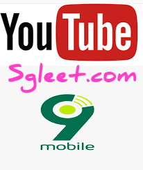 DOWNLOAD UNLIMITED WITH YOUR 9MOBILE SIM USING THE NEW 9MOBILE YOUTUBE TRICK