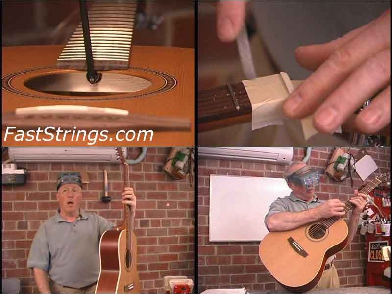 Dan Erlewine's Maintenance & Setup for Steel-string Acoustic Guitars Vol. 1