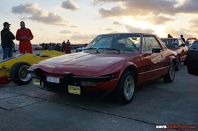Red Fiat X19