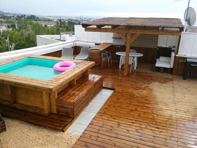 Alba piscinas com piscinas en espacios reducidos for Piscinas en poco espacio