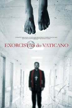 Capa Exorcistas do Vaticano (2015) Dublado Torrent
