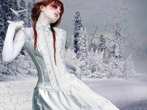 Girl Of The Winter, Magic Beauties 3