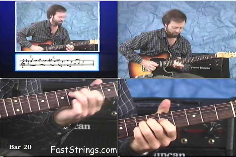 Jerry Donahue - Country Tech