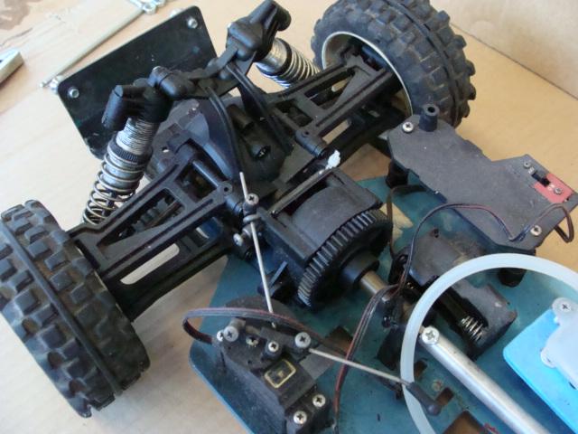 Macchina radiocomandata lancia delta vintage tipo rc sg for Macchina da cucire salmoiraghi 133