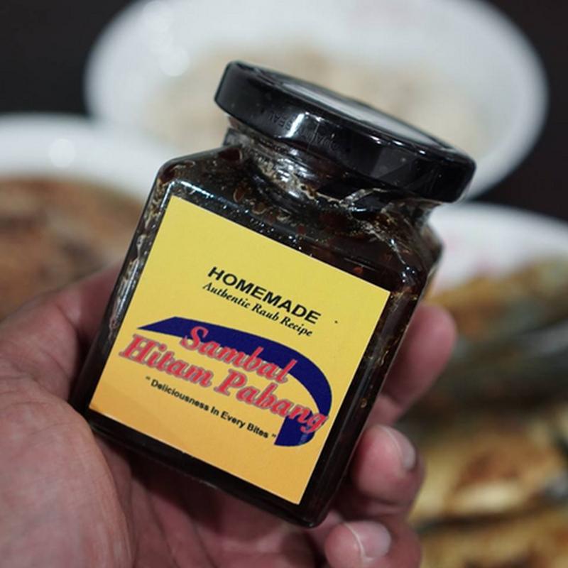 JANGAN makan Sambal Hitam Pahang–Ikan Talang !