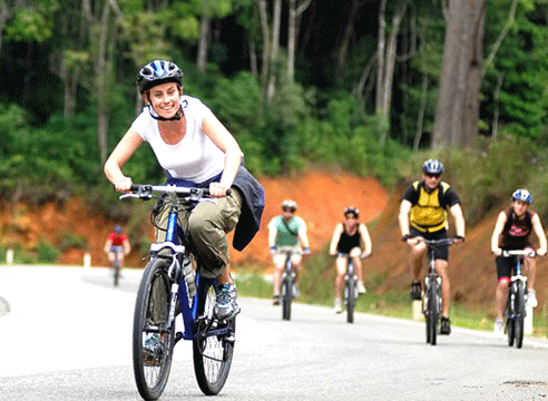 Alquilar bicicleta en Vietnam