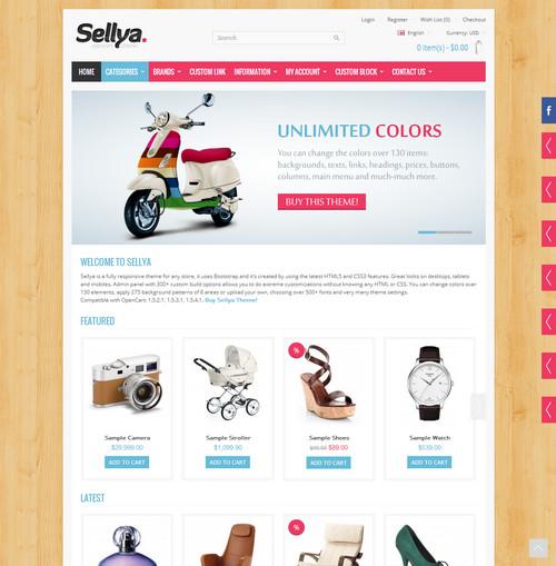 sellya-responsive-opencart-template