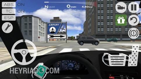 sanggup dilakukan memakai aplikasi Android 3 Cara Belajar Mengemudi Mobil di Android (UPDATED)